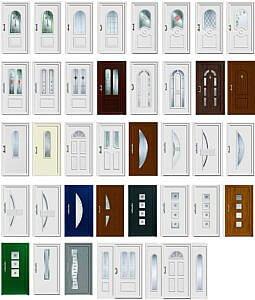 Kunststof deuren mogelijkheden