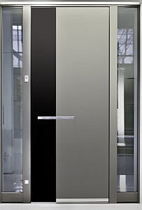 AV Kozijnen aluminium voordeur