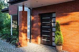 av kozijnen aluminium deuren